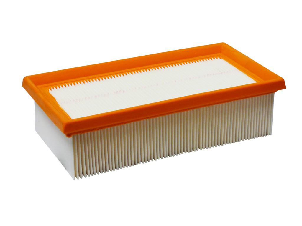 filtro piatto filtro pieghettato f k rcher nt 361 eco classe m come ebay. Black Bedroom Furniture Sets. Home Design Ideas